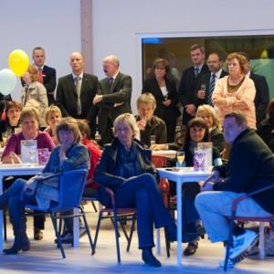 Große Eröffnung am 8. Oktober 2010