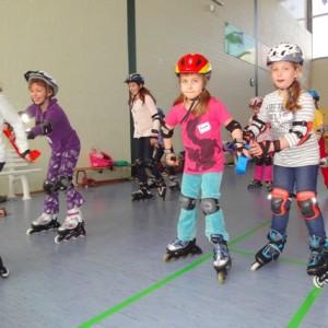 2. Inline Skaten-Workshop am 9. April 2011