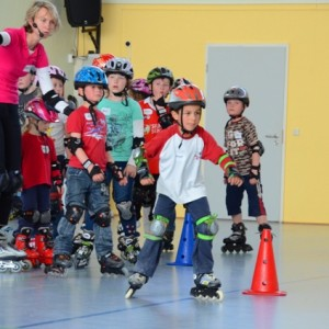 2. Inline Skate-Workshop für Kids