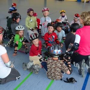 2. Inline Skate-Workshop für Kids