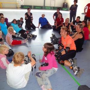 3. Inline Skaten-Workshop am 7. Mai 2011