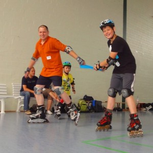 4. Inline Skaten-Workshop am 18. Juni 2011