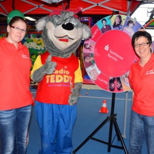 1. Radio Teddy-Tag im Fitolino