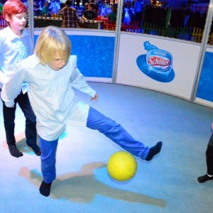 Silvesterparty im Fit & Fun und Fitolino 2012