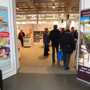 Fitolino bei der UNS-Messe 2011