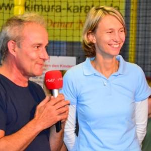 RBB-Fernsehen sendet live aus dem Fitolino