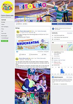 Fitolino Facebook